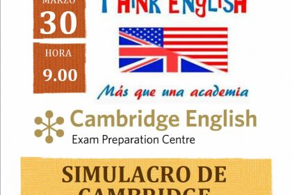 simulacro examen cambridge